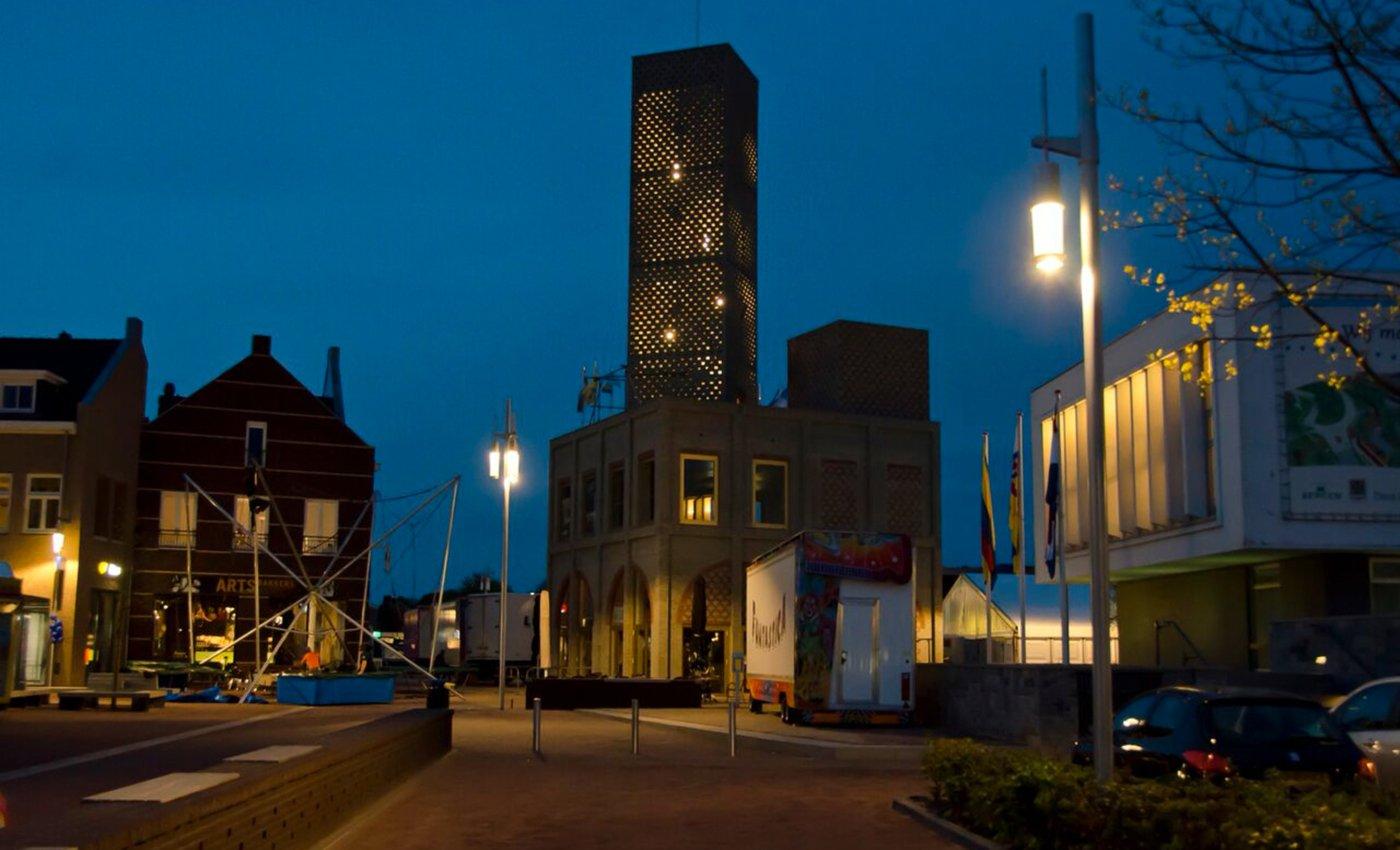 CHP Nieuw-Bergen