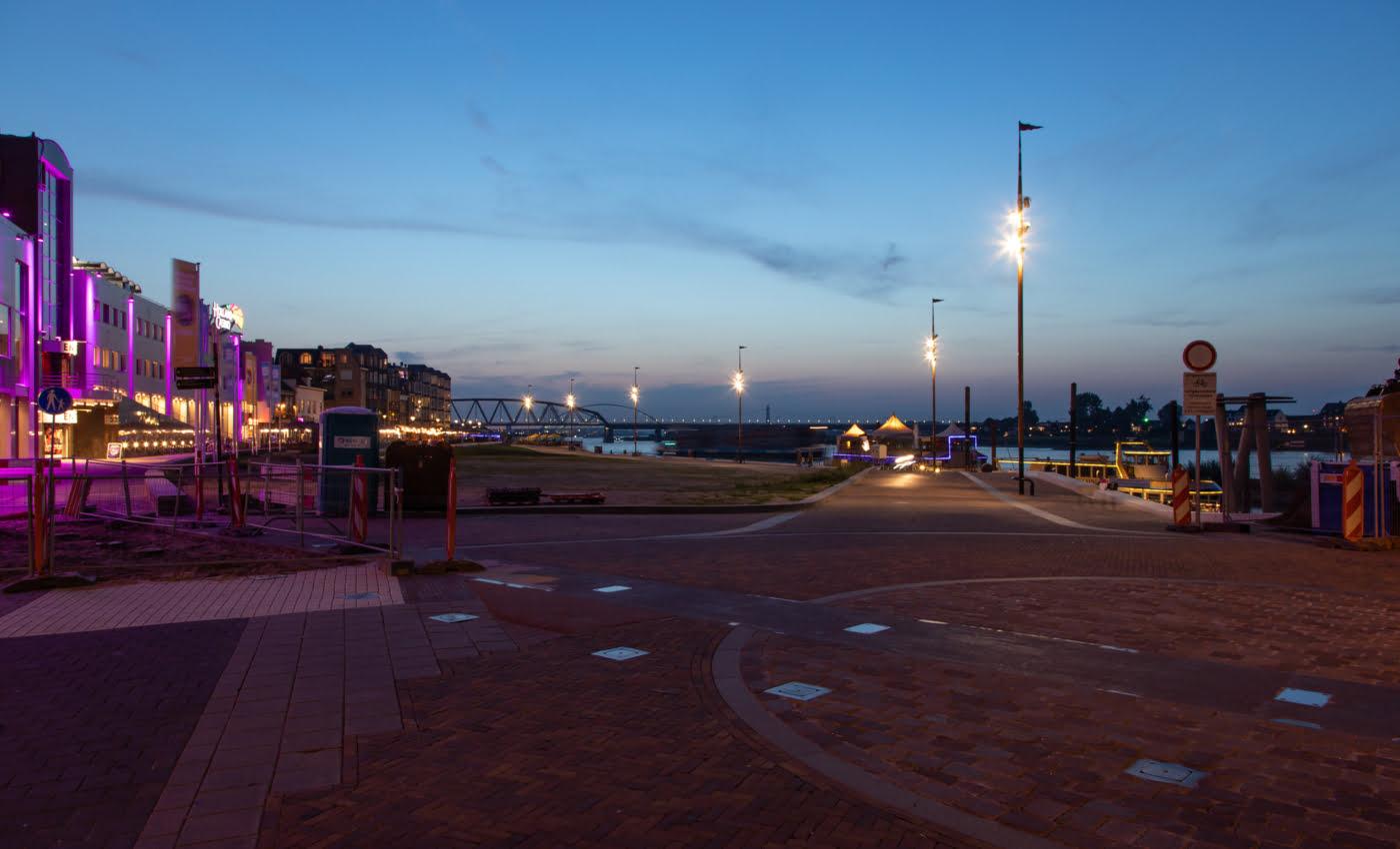 Infinitum Waalkade Nijmegen