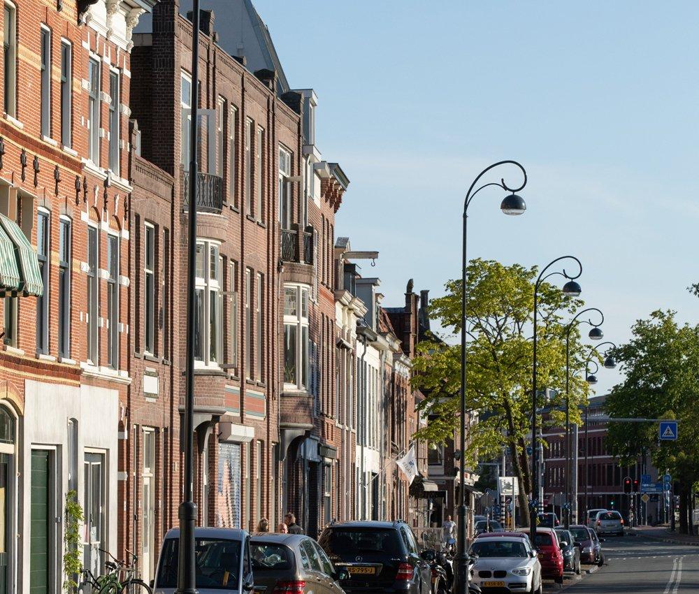 Centrum Haarlem Heritage Modernista