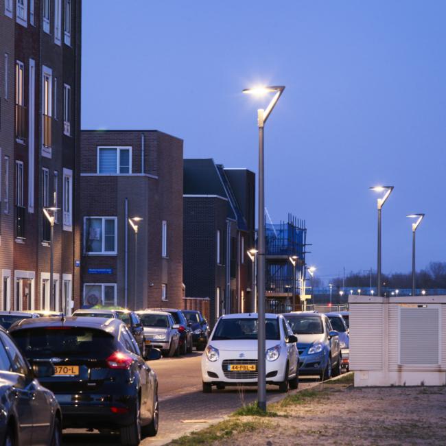 Europakwartier Almere Poort Round