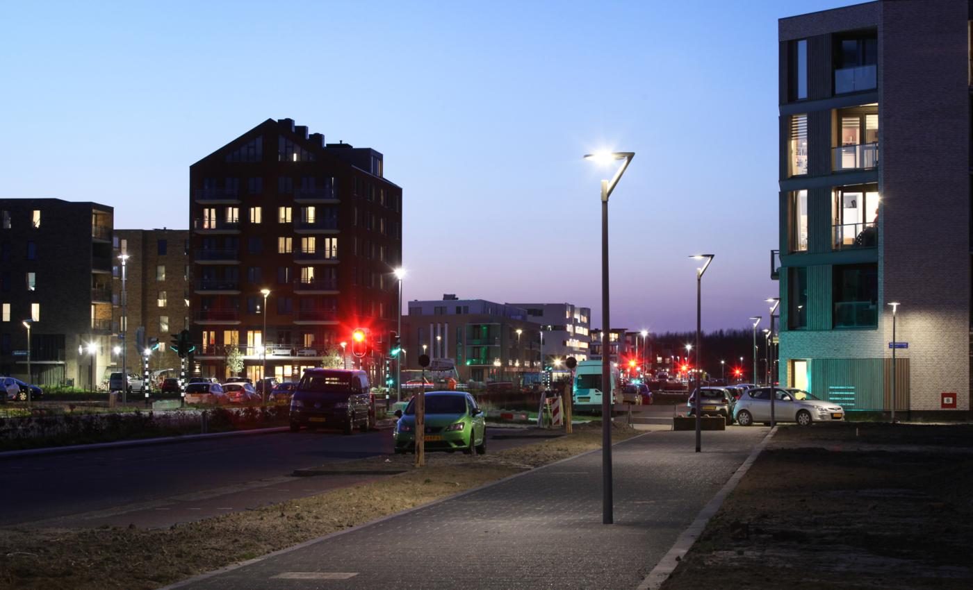Round Europakwartier Almere
