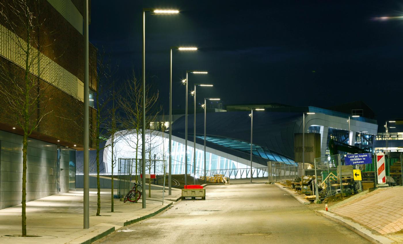 Nieuwe Stationsstraat Arnhem Lined