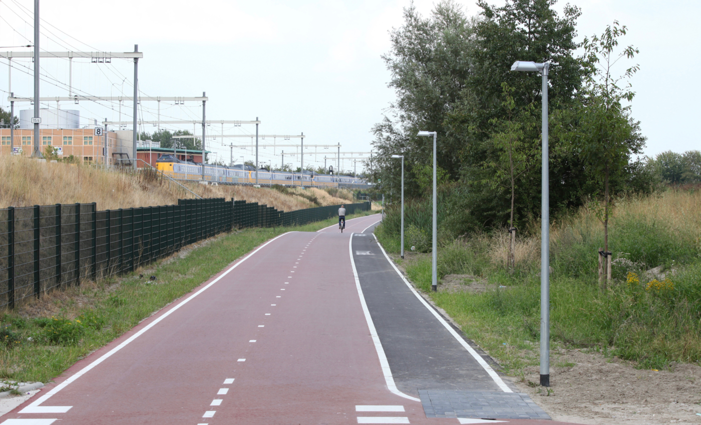 Spoorbaanpad Almere Celtika
