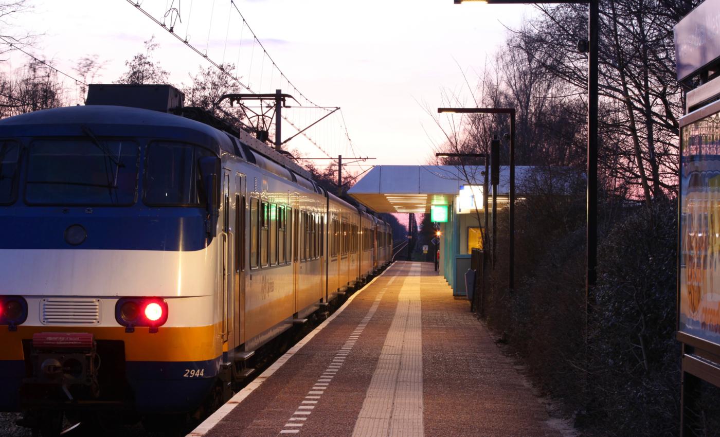 Stations Veenendaal en Veenendaal West TSD ProRail