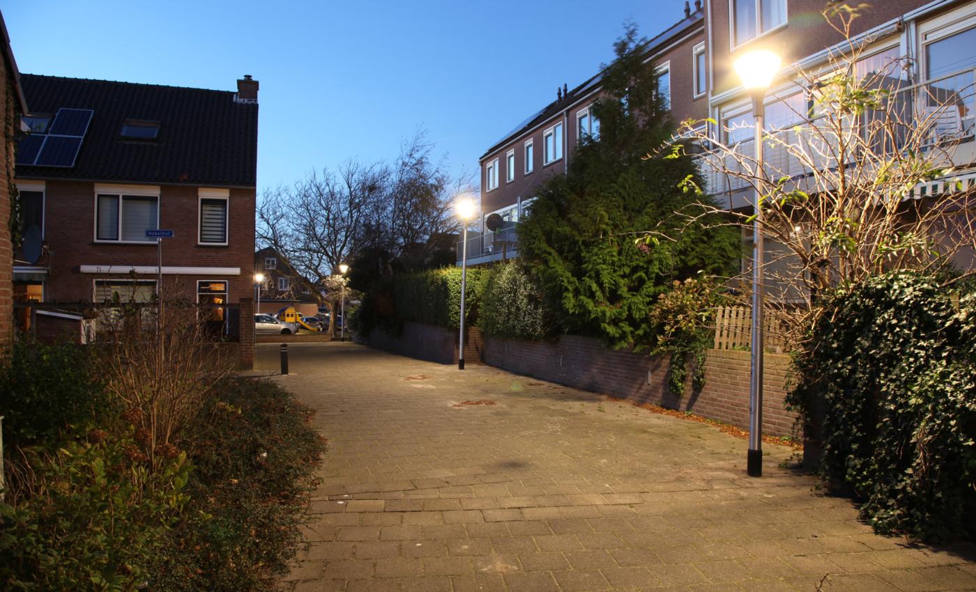 Woonwijk Vreewijk Sky Park